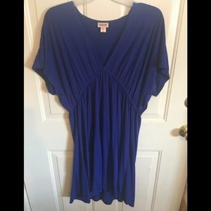 Knit dress or cover up new without tags